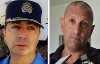 Denunciarán por graves delitos al subjefe y al director de Seguridad de la Policía