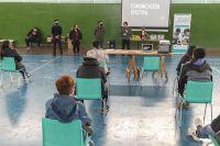 El programa Vivamos Comodoro en tu Barrio concretó una doble jornada en Máximo Abásolo