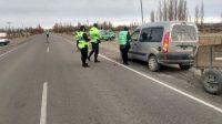 La APSV retiró 51 conductores de la vía pública durante el fin de semana