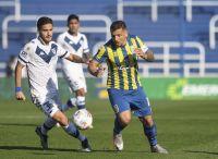 Rosario Central logró una agónica victoria sobre Vélez