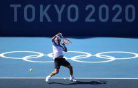 Schwartzman alimenta la ilusión del tenis olímpico: Podoroska quedó eliminada