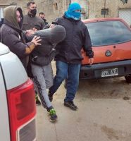Detuvieron al presunto autor del crimen de la mujer de 81 años en Máximo Abásolo