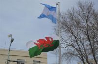 Se conmemoran 156 años del desembarco de los galeses en las costas de la Patagonia