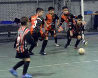 Futsal promocional Tiempo de semifinales