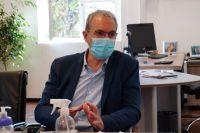 Puratich resaltó la baja en los casos de covid y pidió a los chubutenses que sigan vacunándose