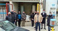 Petroleros Jerárquicos donaron valioso equipamiento al Hospital Regional