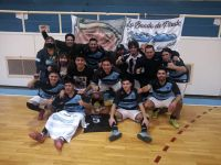 Futsal oficial: La Banda de Pirulo se consagró campeón