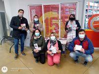 Con actividades de concientización se conmemoró el Día de la Lucha Contra la Hepatitis