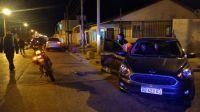 Violenta colisión en San Martín y 13 de Diciembre
