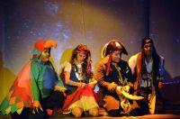 Teatro en vacaciones: los piratas invaden Astra