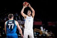 """Argentina recibió una mano de Estados Unidos y con """"sólo"""" ganar ante Japón estará en cuartos del básquet"""