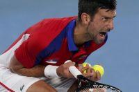 Djokovic se despidió de Tokio 2020 sin medallas y revoleando raquetas: Carreño Busta bronce en tenis