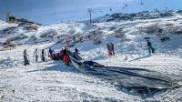 """Desde mañana cierran el Centro de Esquí La Hoya """"por falta de nieve"""""""