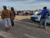 """Desactivaron una """"jineteada clandestina"""" con más de 200 personas presentes"""
