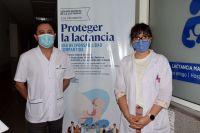 Comenzó la Semana Mundial de la Lactancia Materna