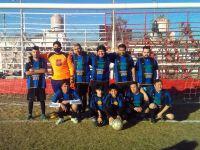 Huracán concretó un encuentro deportivo con los chicos de El Porvenir