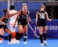 ¡Las Leonas a la final de los Juegos Olímpicos de Tokio! Vencieron 2-1 a India
