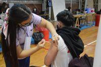 Covid-19: vacunación espontánea para mayores de 18 años