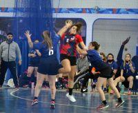 Handball de primera: Municipal km 5 triunfó en cuatro partidos