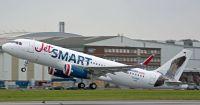 JetSmart tendrá tres frecuencias semanales a Buenos Aires desde 4.000 pesos por tramo