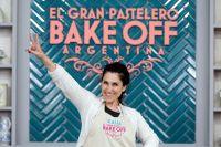 La comodorense Kalia Manzur continúa en Bake Off Argentina