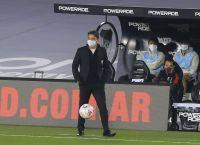 """Gallardo dijo que tiene el """"deseo"""" de ganar la Liga Profesional y evitó hablar de su futuro"""