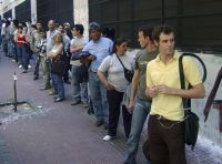 En la pandemia, la Argentina fue el segundo país de América Latina con mayor pérdida de horas de trabajo