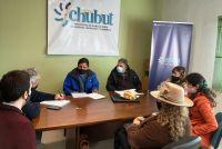 Trabajan en la Sanidad Vegetal con productores e instituciones de Sarmiento y Comodoro Rivadavia