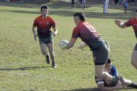 El rugby se juega en Astra y El Trébol