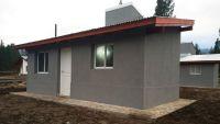 El Gobierno del Chubut construyó 4 viviendas sociales en Epuyén