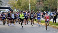 Atletismo Master: Fabio Currilaf y María Silvestre se impusieron en la media maratón