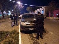 Le secuestraron la camioneta a su pareja y quiso recuperar el rodado pero terminó detenido