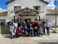 Equipos del Área Programática Sur realizaron una jornada de salud en Río Mayo