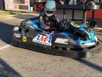 Karting: Nicolás Rodríguez finalizó sexto