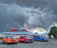 Se recordó los 60 años del Ford Falcon