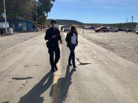 Denuncian un nuevo atraso en la autovía Comodoro-Caleta