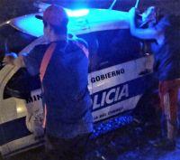 Atrapan en Playa Unión a ladrones que robaban llaves de paso y medidores de agua