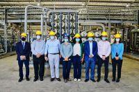 Brasil inauguró una planta desalinizadora de agua de mar inspirada en las de Puerto Deseado y Caleta Olivia