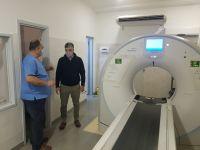 El Gobierno provincial supervisó obras en distintos hospitales de Comodoro Rivadavia
