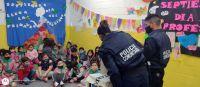 La Policía comunitaria cumplió 23 años como mediadores en lugares de mayor inseguridad
