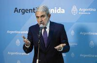 """""""Yo tengo mucho trabajo y ellos están muy al pedo"""" dijo Aníbal Fernández sobre la oposición"""