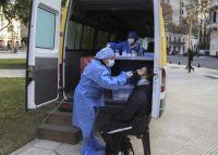 Reportaron 1.538 contagios y 93 muertes por coronavirus en las últimas 24 horas