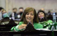 Alberto Fernández le dio rango de ministra a Gabriela Cerruti: cuáles serán sus funciones
