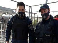"""Un agente de policía socorrió a una joven de 16 años en """"La Saladita"""""""