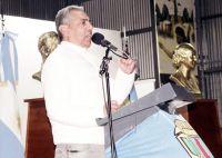 Soloaga instó a volver a poner de pie al peronismo al servicio de la gente