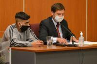 12 años de prisión para Lautaro Teruel por dos casos de violación