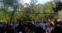 Una batalla campal en una parrilla de Ituzaingó terminó con dos mozas heridas