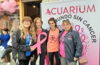 El 19 de octubre se conmemoró el día de lucha contra el cáncer de mama