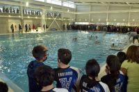 Quedó inaugurado el natatorio del barrio Pueyrredón