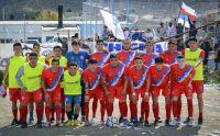Fútbol local: Laprida recibe a Ciudadela